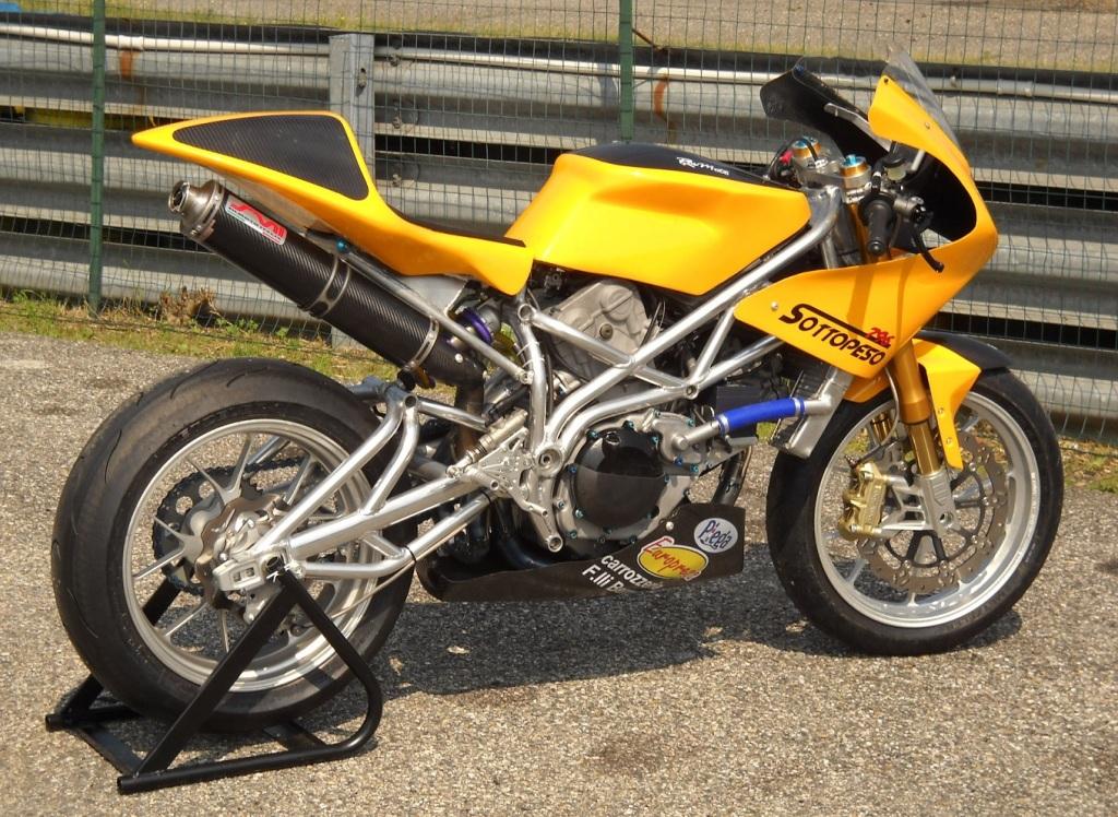 Rosmoto SV650 Sr796