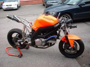 sv650 race bike supertwin minitwin