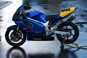 2001 Sv650 Racebike