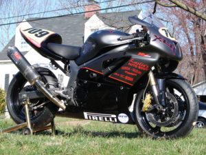 WERA SV650 Superbike Lightweight Twins