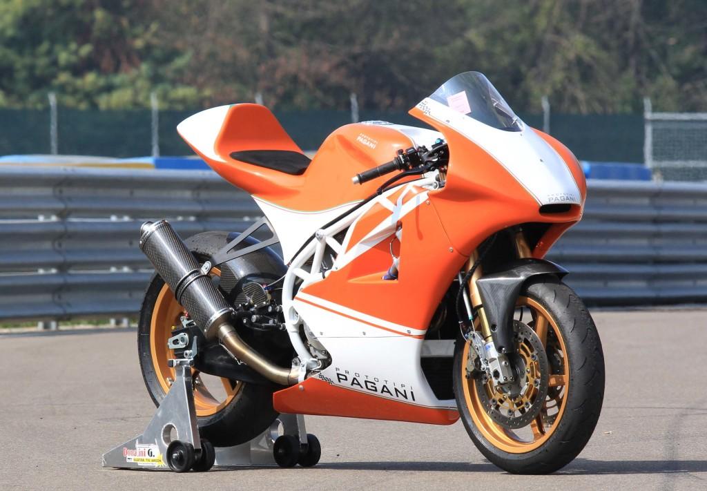 Pagani Sv650 Based Race Bikes Lwt Racer